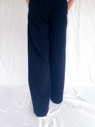 Remi HW pants sky captain