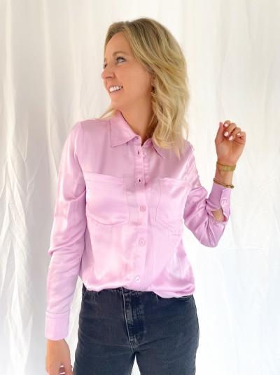 Sistine Rosaria shirt pink sky