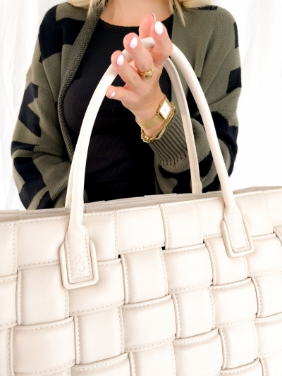 Bonnie shopper ivory
