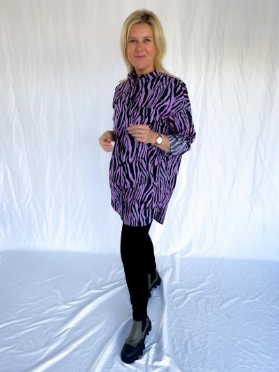 Abana Morale blouse Abana print