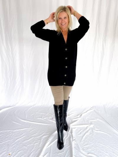 Jessiki Manish knit black