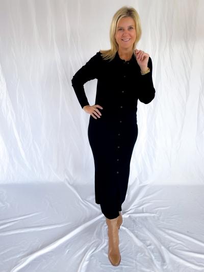 Freeman Golovina dress black