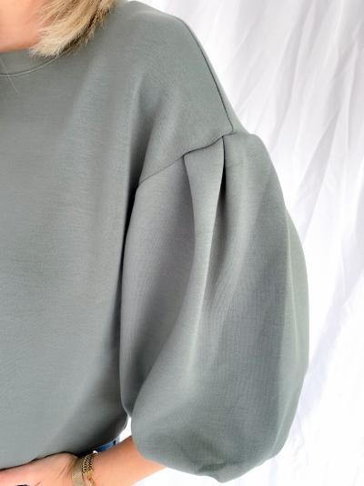 Ima 3-4 Sweatshirt agave green