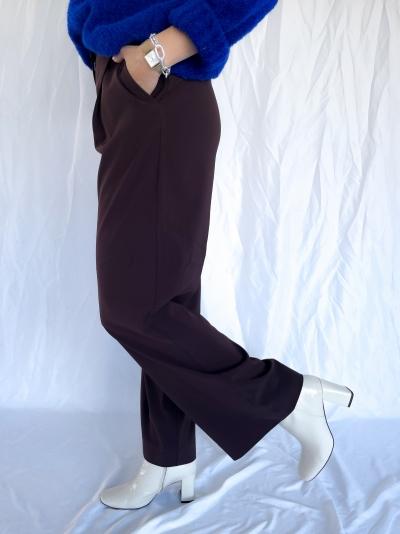 Jalia trousers logo